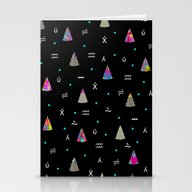 Stationery Cards featuring C.S.P.D. Ii by Nikola Nupra