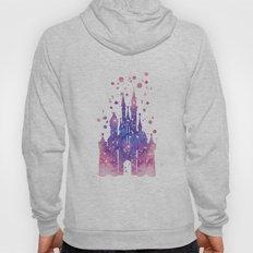 Disneys Cinderella Castl… Hoody
