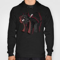 Curse Of The Furry Wereb… Hoody