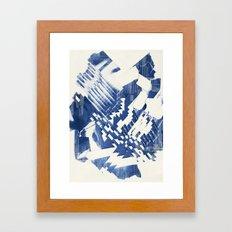 Abstract 220 Framed Art Print
