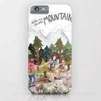Take Me To The Mountains iPhone 6 Slim Case