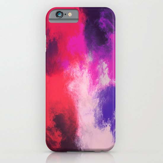 Painted Clouds iPhone & iPod Case
