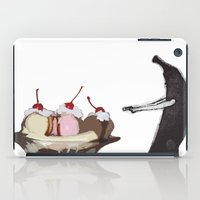 The Fruit that ate itself  iPad Case