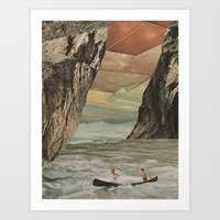 The Great Unknown Art Print