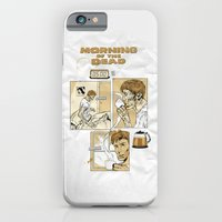 iPhone & iPod Case featuring Morning of the Dead by Seth Beukes