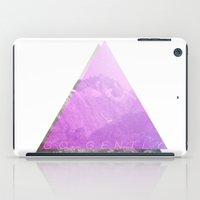 go gently iPad Case