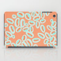 Abstract Melon iPad Case