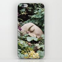Resting Intuition iPhone & iPod Skin