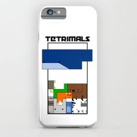Tetrimals iPhone 6 Slim Case