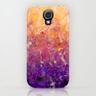 Abstract Art In Sunset P… Galaxy S4 Slim Case