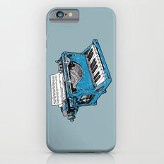 The Composition - Original Colors. Slim Case iPhone 6s
