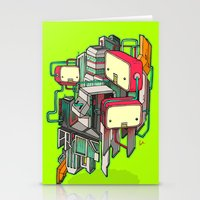 Cubots Stationery Cards