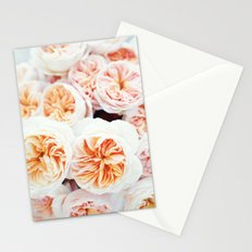 Garden Roses Stationery Cards