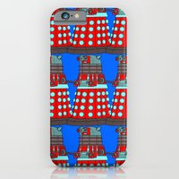 doctor who iPhone & iPod Cases featuring Doctor Who by Alli Vanes