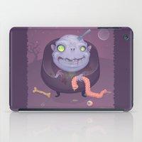 Blob Zombie iPad Case