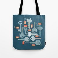 Old-Fashioned Tote Bag