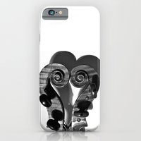 VIOLA HEART iPhone 6 Slim Case