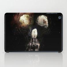 Cave Skull iPad Case