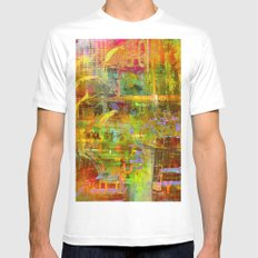 When we were young Mens Fitted Tee White SMALL