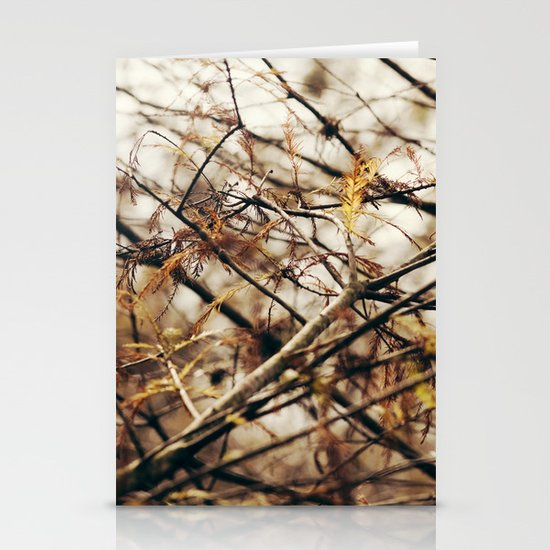 Tangled Stationery Card