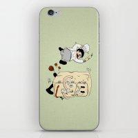 Your Fridge is Running iPhone & iPod Skin