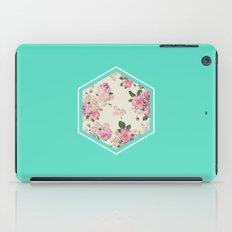 Floribus Sextae iPad Case