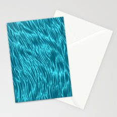 Wall of fur Stationery Cards