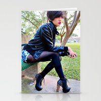 Fashion Pic Stationery Cards