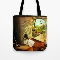 The Book Of Secrets Myst… Tote Bag
