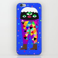Lester iPhone & iPod Skin