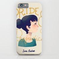 Pride And Prejudice iPhone 6 Slim Case