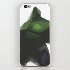 Hulk iPhone & iPod Skin