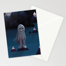 so quiet Stationery Cards