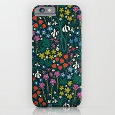Botanical Garden  Slim Case iPhone 6s