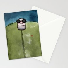 hearty cuoricino Stationery Cards