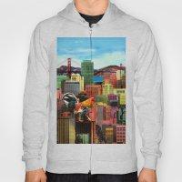 San Francisco City Chick… Hoody