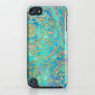 Sapphire & Jade Stained … iPod touch Slim Case