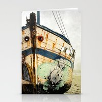 Boat Wreck #1 Stationery Cards