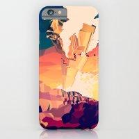 Destroyed iPhone 6 Slim Case