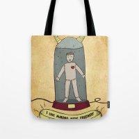 Frankiee Tote Bag