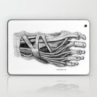 Foot Laptop & iPad Skin