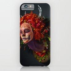 Summer Muertita Side iPhone 6 Slim Case