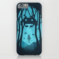 8 Bit Invasion iPhone 6 Slim Case