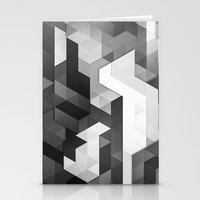 scope 2 (monochrome series) Stationery Cards