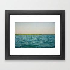 Force of Nature Framed Art Print