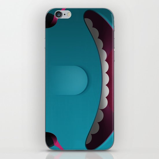 Insert Cookie iPhone & iPod Skin