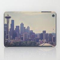 Seattle Skyline iPad Case