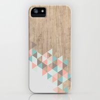 iPhone 5s & iPhone 5 Cases featuring Archiwoo by Marta Li