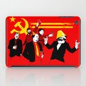 The Communist Party (original) iPad Case