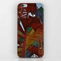 The Best Playground Ever iPhone & iPod Skin